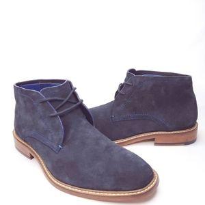 Ted Baker Men's Suede Torsdi 3 Chukka Boots Sz 7